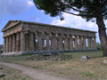 <?=Mosquitoes preserved the temples of Paestum, Italy, a World Heritage Site?>